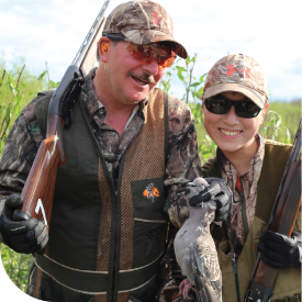 Couple Hunters Argentina Dove Hunting Reviews