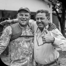 Nacho Castro and John - Hunting testimonial